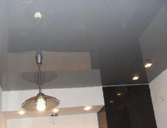 купить серые натяжные потолки